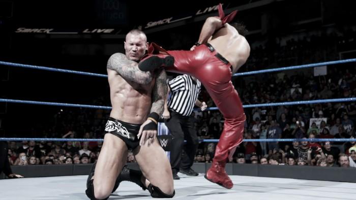 Nakamura se convierte en el nuevo retador al título de Jinder Mahal