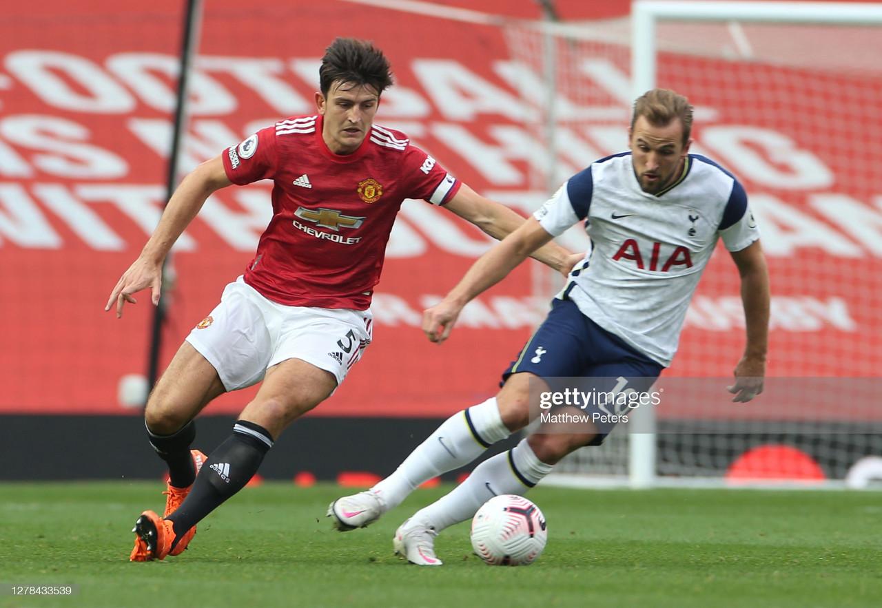 Manchester United vs Tottenham Hotspur: Reds seek revenge
