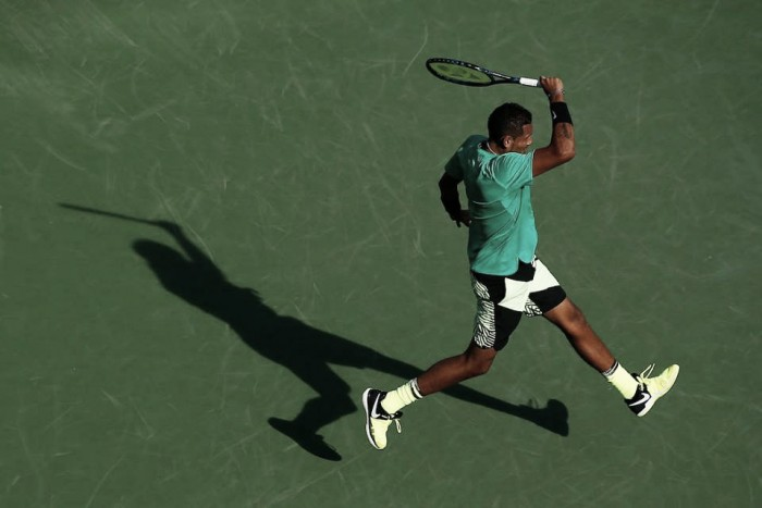 Atp Indian Wells, Kyrgios batte Zverev. Bene Nishikori, out Dimitrov e Pouille