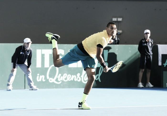 Davis Cup, Australia in vantaggio sugli USA. Bene Francia e Serbia