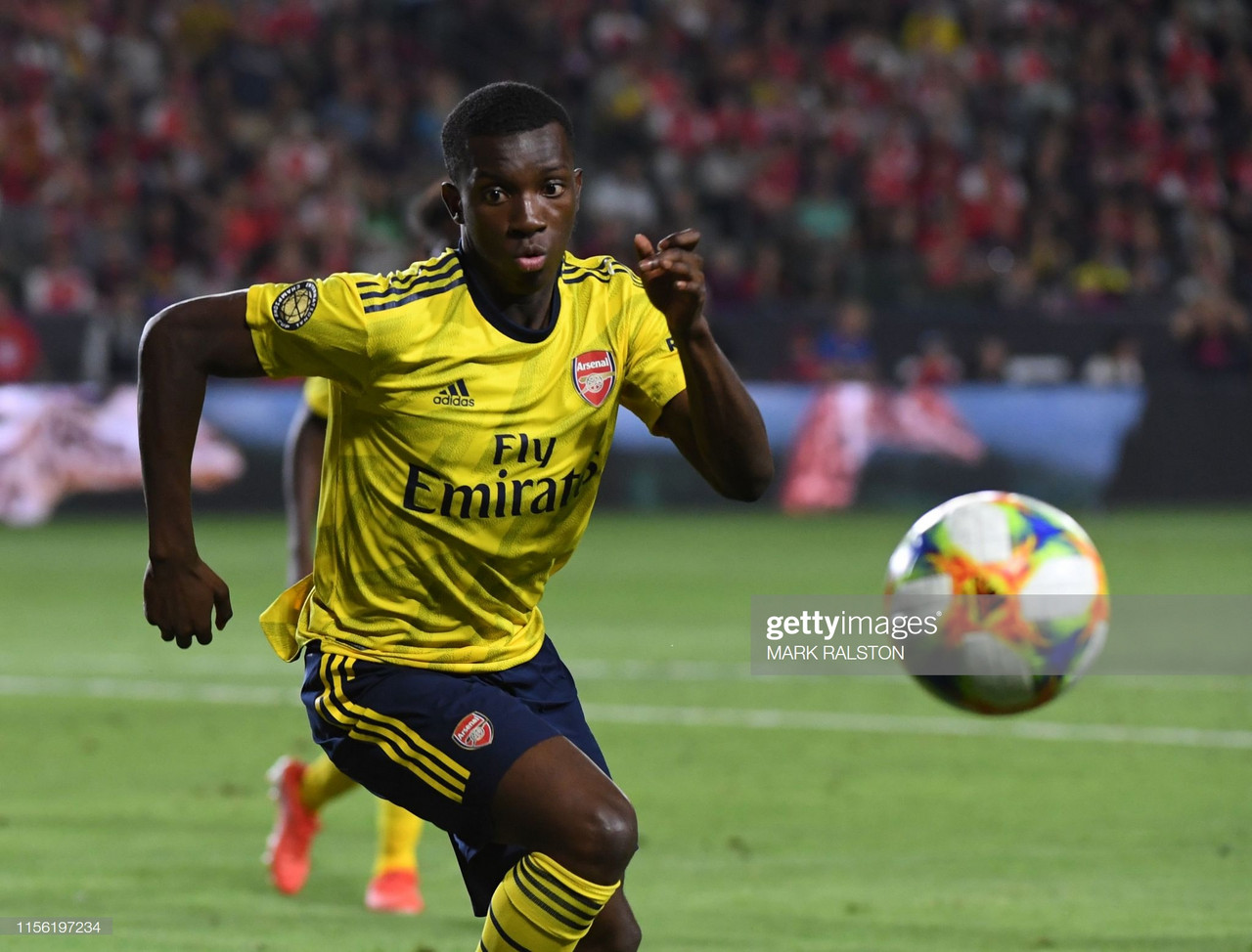Opinion: Is Eddie Nketiah a headache for Arsenal?