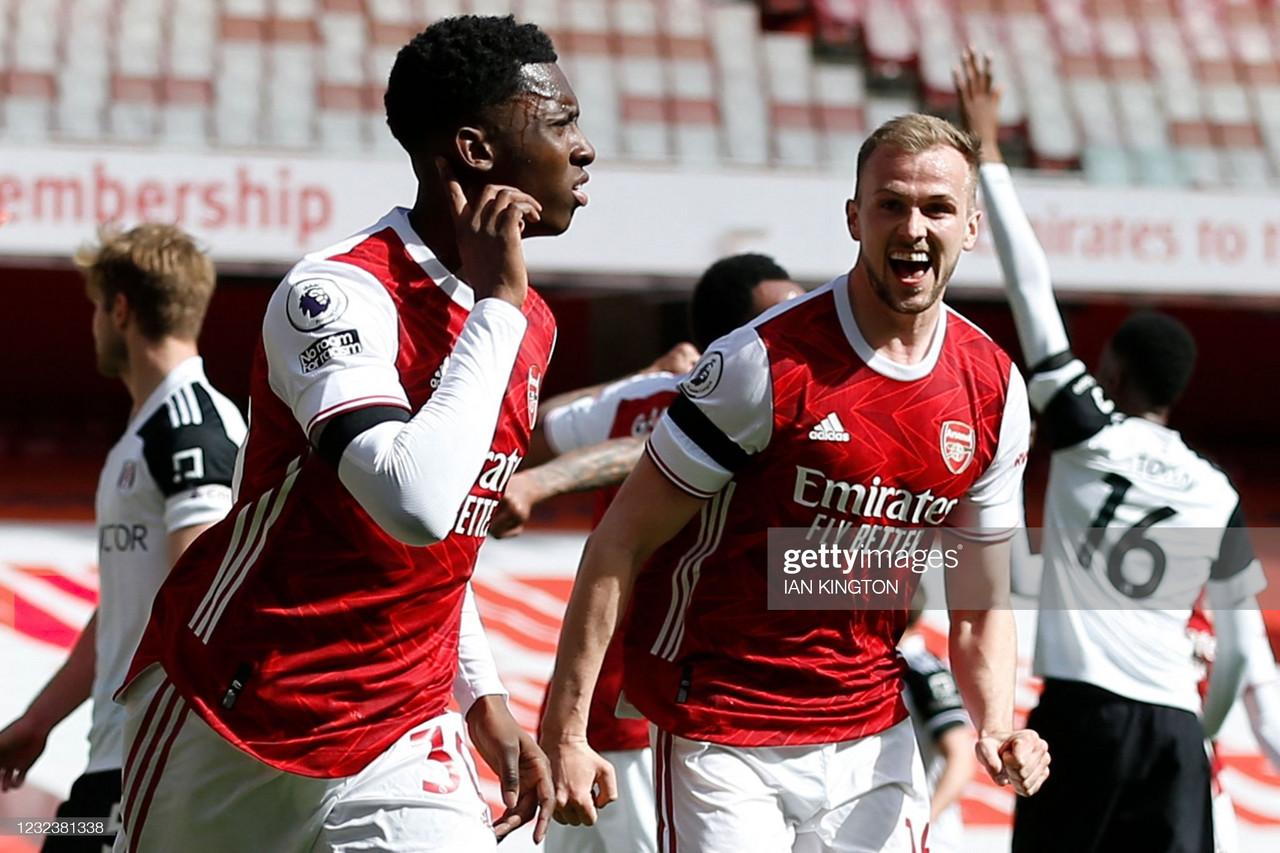 Eddie Nketiah must step up in striker crisis
