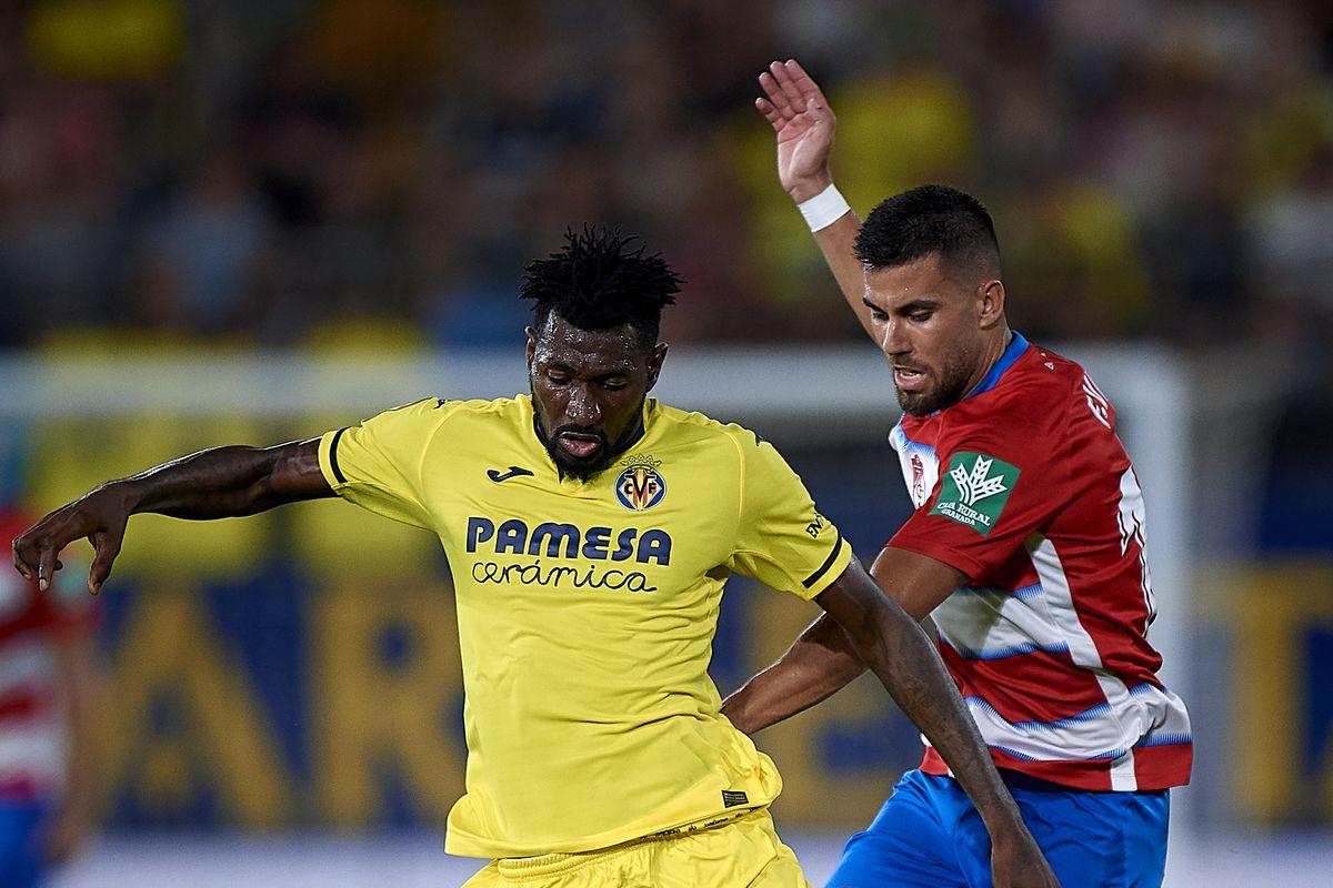 Precedentes poco favorables al Granada CF frente al Villarreal