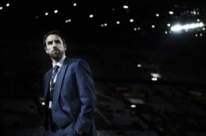 Apesar de derrota, Southgate aprova atuação do English Team diante da Alemanha