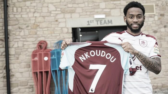 Georges-Kévin Nkoudou é emprestado pelo Tottenham ao Burnley