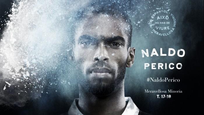 Naldo refuerza al Espanyol