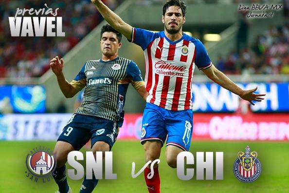 """Previa Atlético de San Luis - Chivas: nuevo """"duelo rojiblanco"""""""