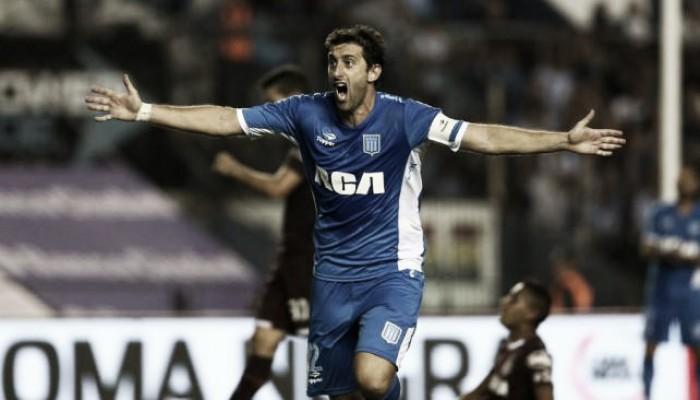 """Diego Milito: """"El triunfo es para Roberto"""""""