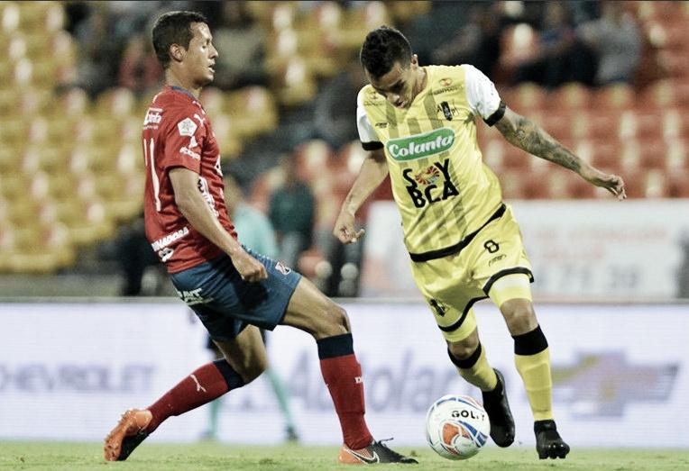 Puntuaciones del DIM ante Alianza Petrolera por la fecha 15 Liga Águila