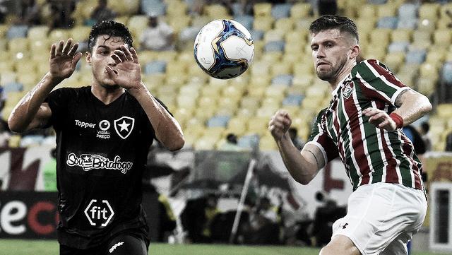 Resultado e gols de Fluminense x Botafogo (1-1)