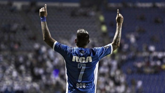 Gustavo Bou, la figura
