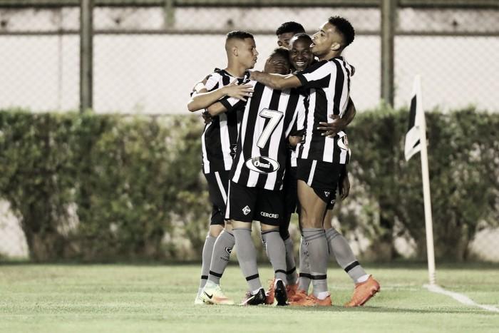 Botafogo vence e quebra sequência invicta do Sport