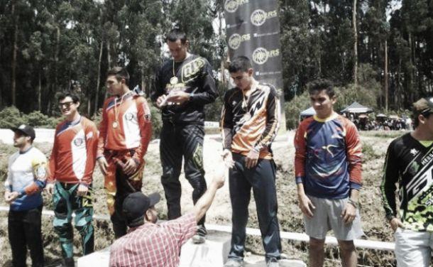 Colombia termina con honores UCI de BMX en Ecuador
