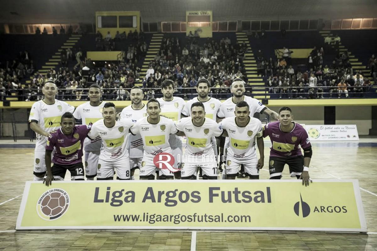 Leones de Itagüí, rumbo a la final de la Liga Argos Futsal 2018-I