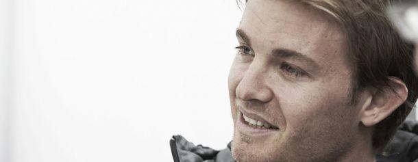 """Nico Rosberg: """"No quiero usar la palabra presión"""""""