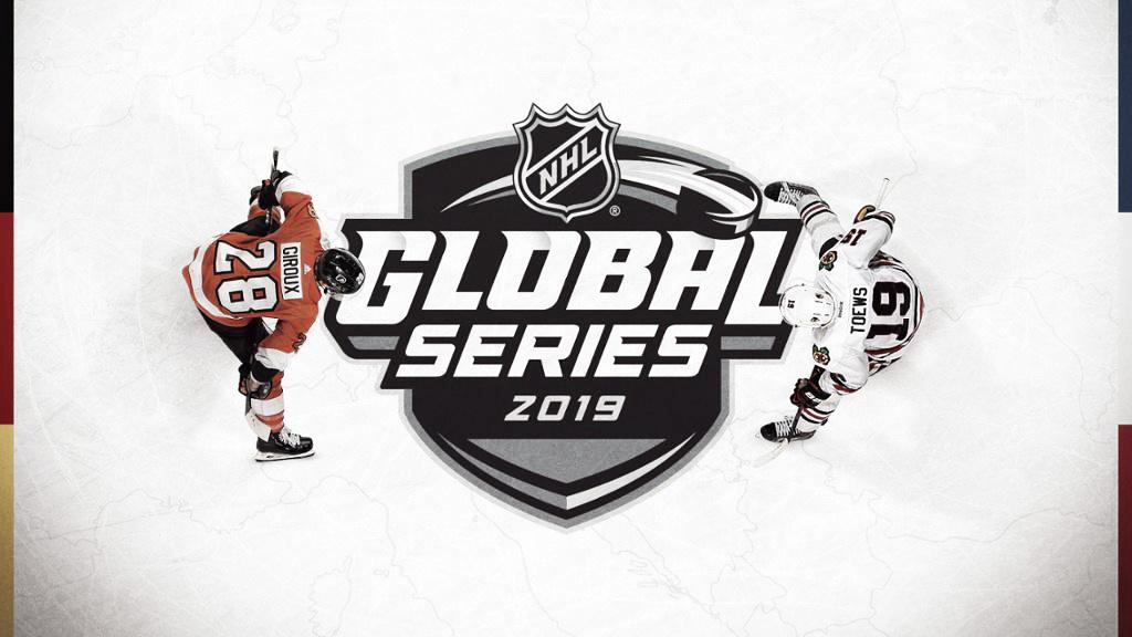 La NHL volverá a aterrizar en continente europeo
