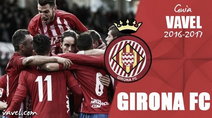 Girona FC 2016/2017: luchar por una meta que se resiste