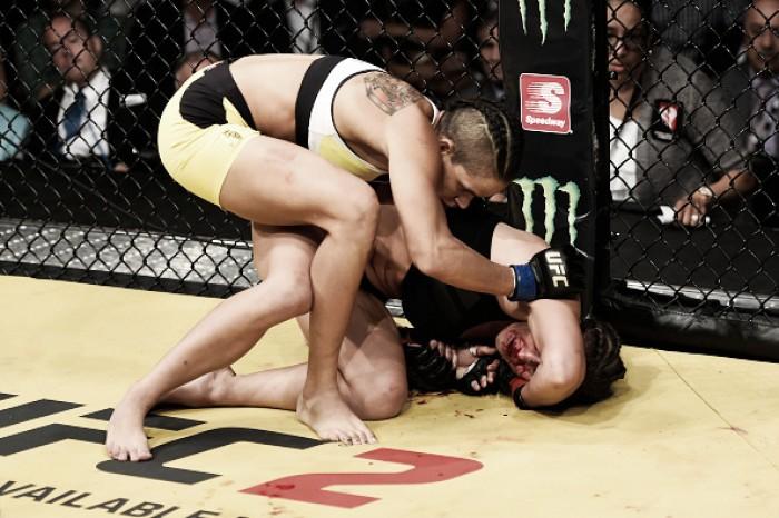Em evento histórico, Amanda Nunes bate Miesha Tate e se torna campeã peso-galo no UFC 200