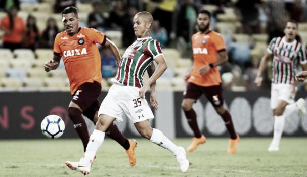 Em crise, Fluminense busca reverter vantagem do Atlético-PR para ir à final da Sul-Americana