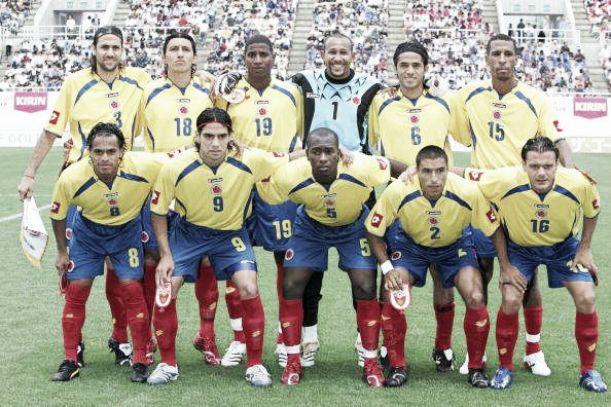 Colombia en Venezuela 2007