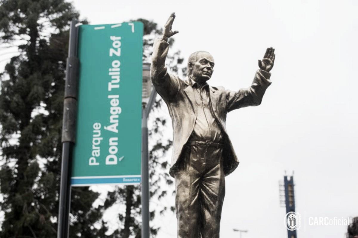 Se inauguró el parque Don Ángel Tulio Zof