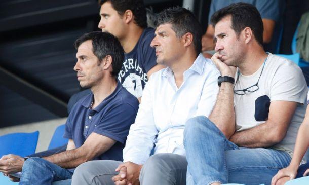 César Martín vuelve al Real Oviedo