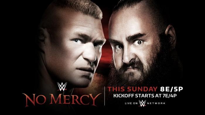 No Mercy 2017 Predictions