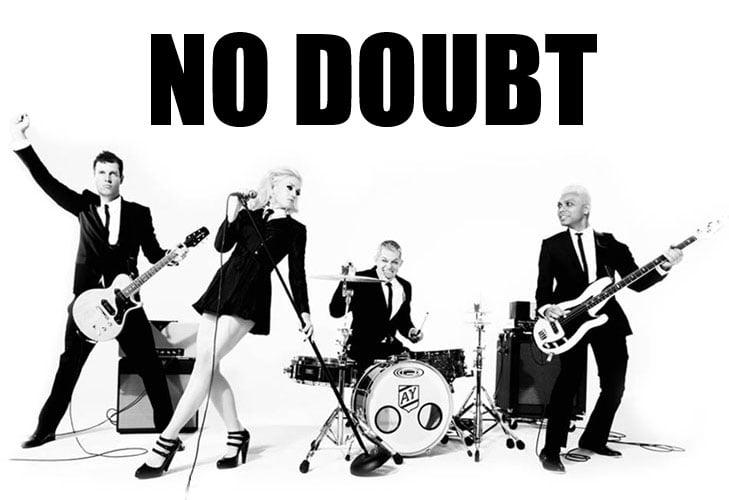 El retorno de No Doubt