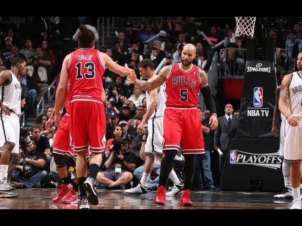 Chicago Bulls vence Brooklyn Nets e se classifica para próxima fase