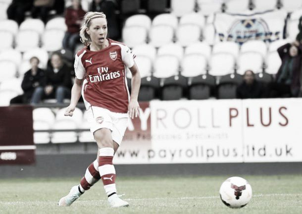 Arsenal Ladies: Top five players to shine in 2015