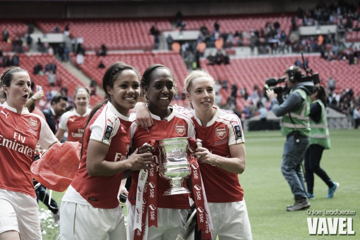 "Jordan Nobbs praises ""massive"" Arsenal win over Chelsea"