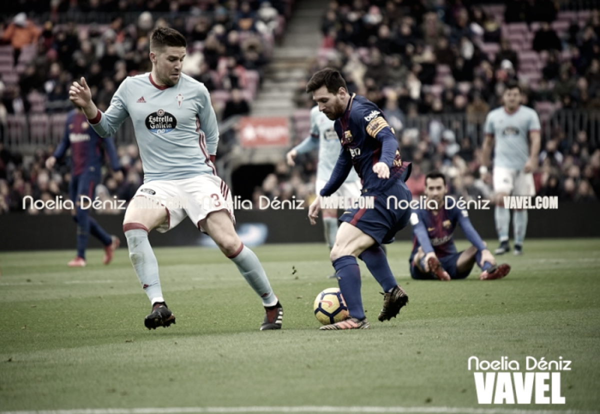 Resumen del Celta de Vigo vs FC Barcelona (2-2)