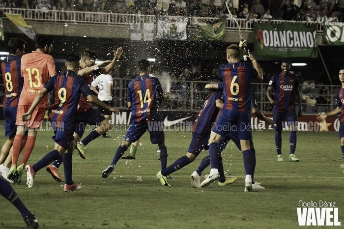 Horarios para el Barça B confirmados