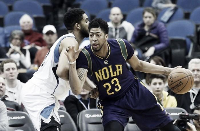 NBA: Davis e Holiday decidono, i Pelicans espugnano Minneapolis (102-116)