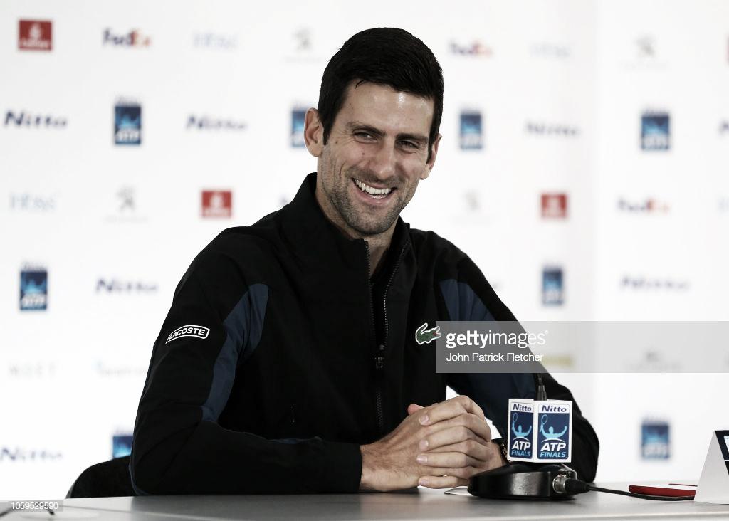 """Novak Djokovic: """"Disfruto mucho jugando en Londres pero diez años aquí son demasiados"""""""
