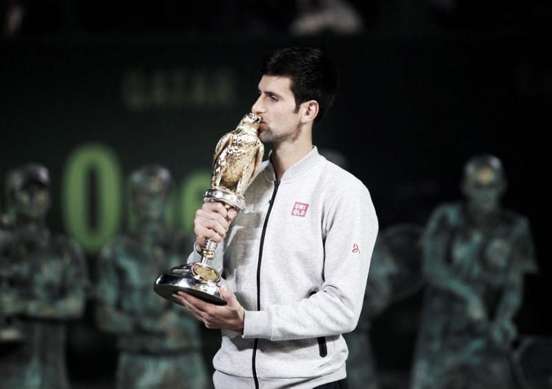 Previa ATP 250 Doha: todos contra Djokovic