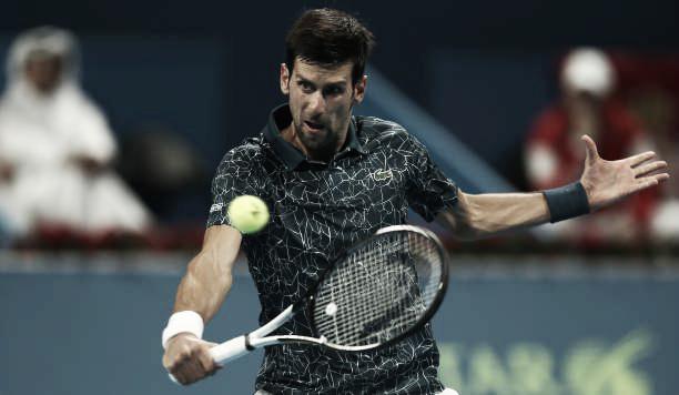 Djokovic inclina a un combativo Fucsovics en Doha