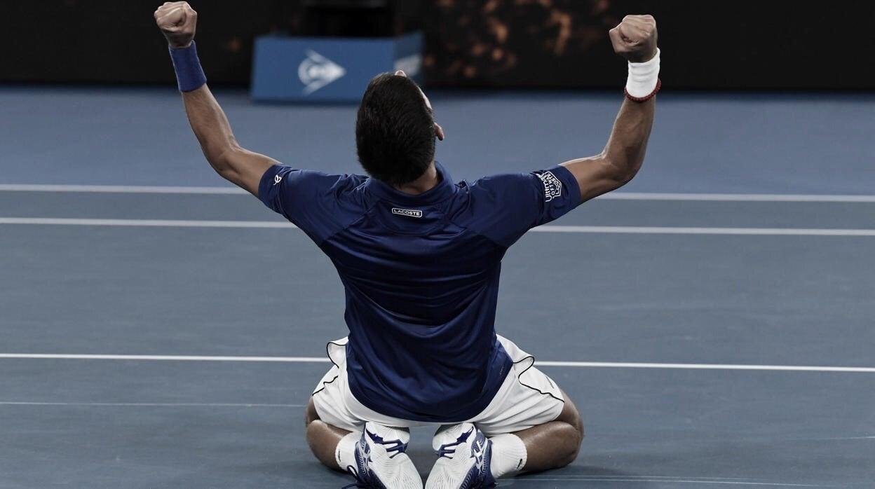 'Nole', campeón en Australia