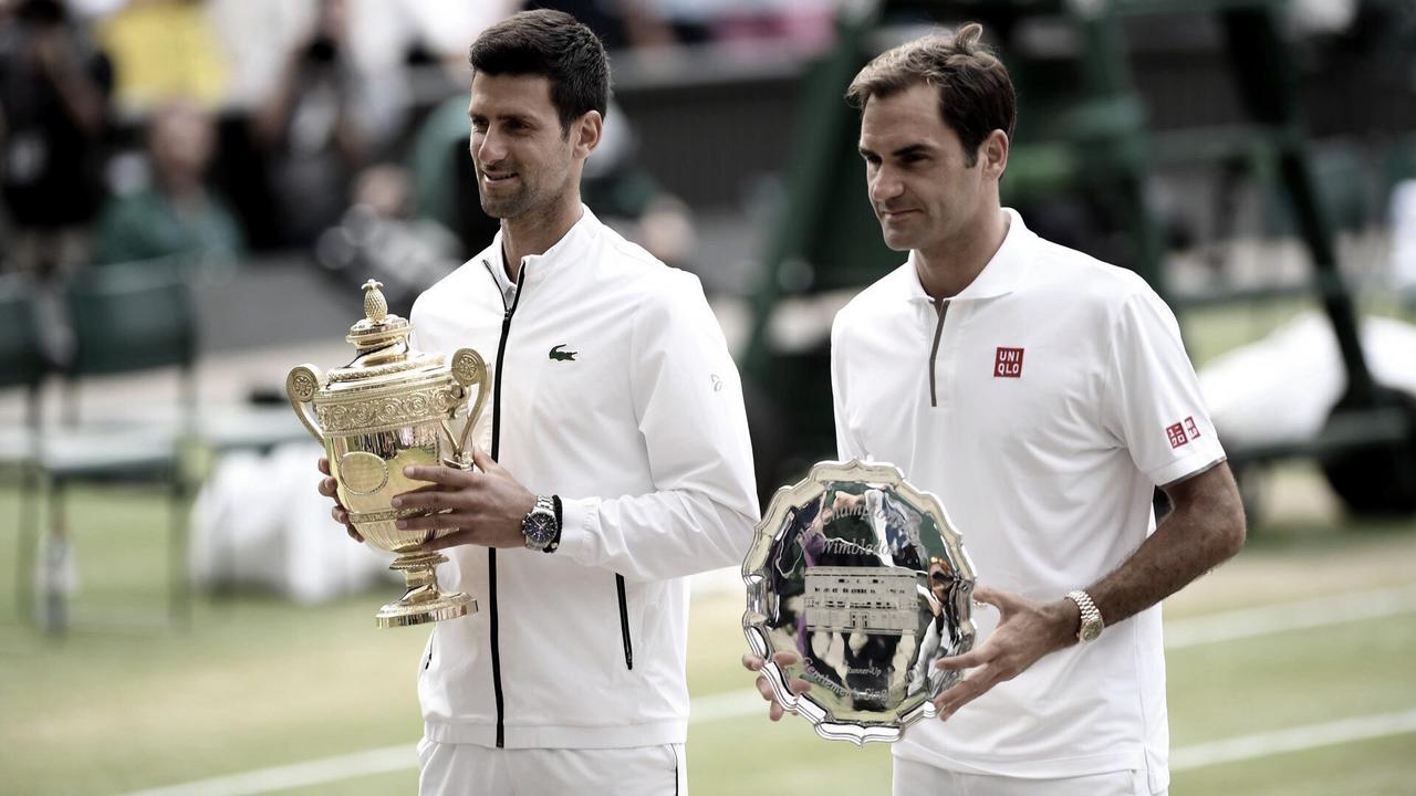 Djokovic se corona bicampeón en una final histórica