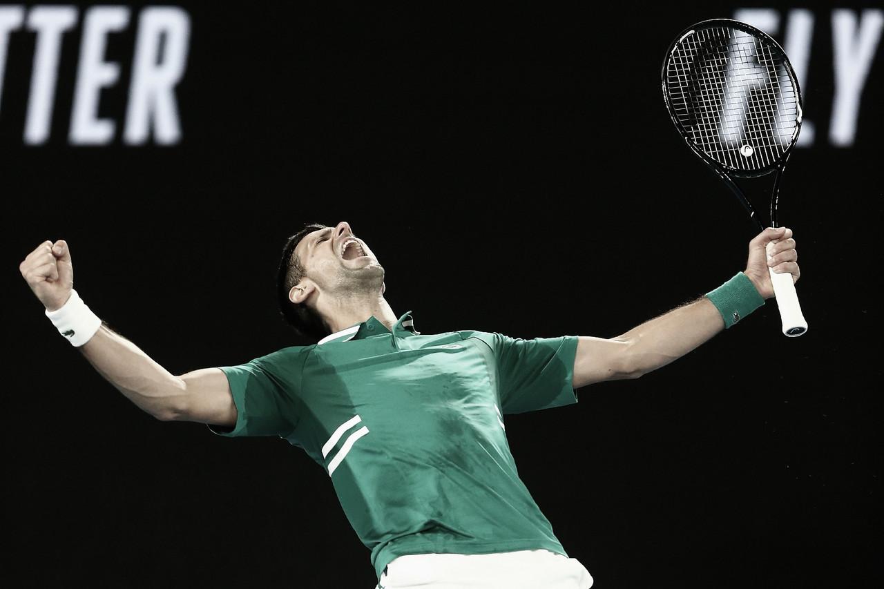 Djokovic resurge, pero pone en duda su participación en Australia