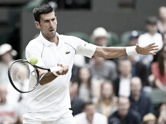 Djokovic derrota Garin e avança às quartas em busca do hexa em Wimbledon
