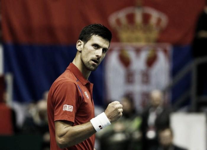Davis Cup, Murray e Djokovic non bastano a Gran Bretagna a Serbia. Bene l'Argentina