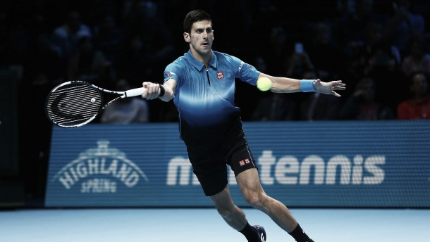 Atp Finals, Djokovic strapazza Nishikori all'esordio