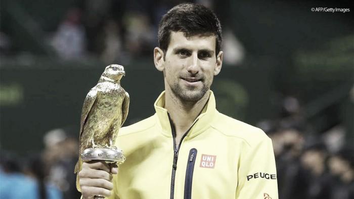 Atp, Djokovic a vele spiegate verso Melbourne