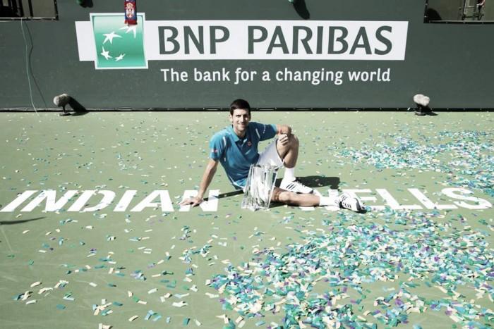 Atp Indian Wells, trionfo e record per Novak Djokovic