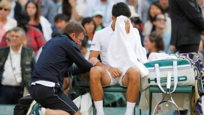 Clamoroso a Wimbledon 2017, si ritira anche Djokovic! Berdych in semifinale