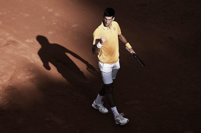 Atp Roma, ok all'esordio Djokovic e Murray. Seppi eliminato da Gasquet