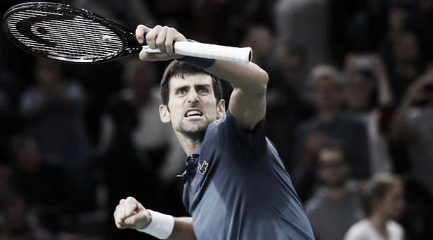 Djokovic derrotó a Federer en un partidazo y está en la final