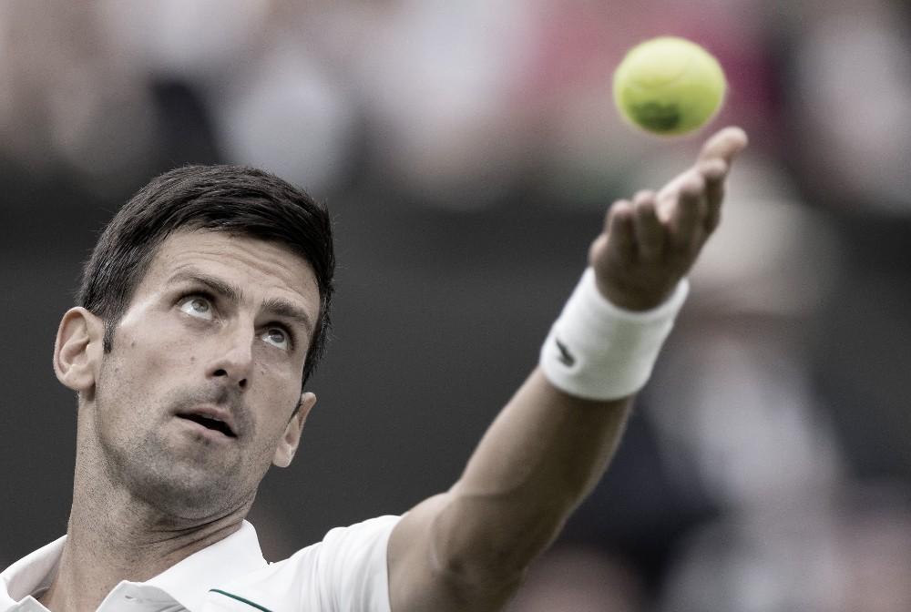 Wimbledon: Djokovic empieza bien la defensa del título