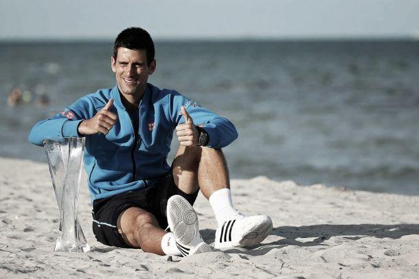 """Nole si gode il sole di Miami: """"Tanta fatica, ma che emozione"""""""